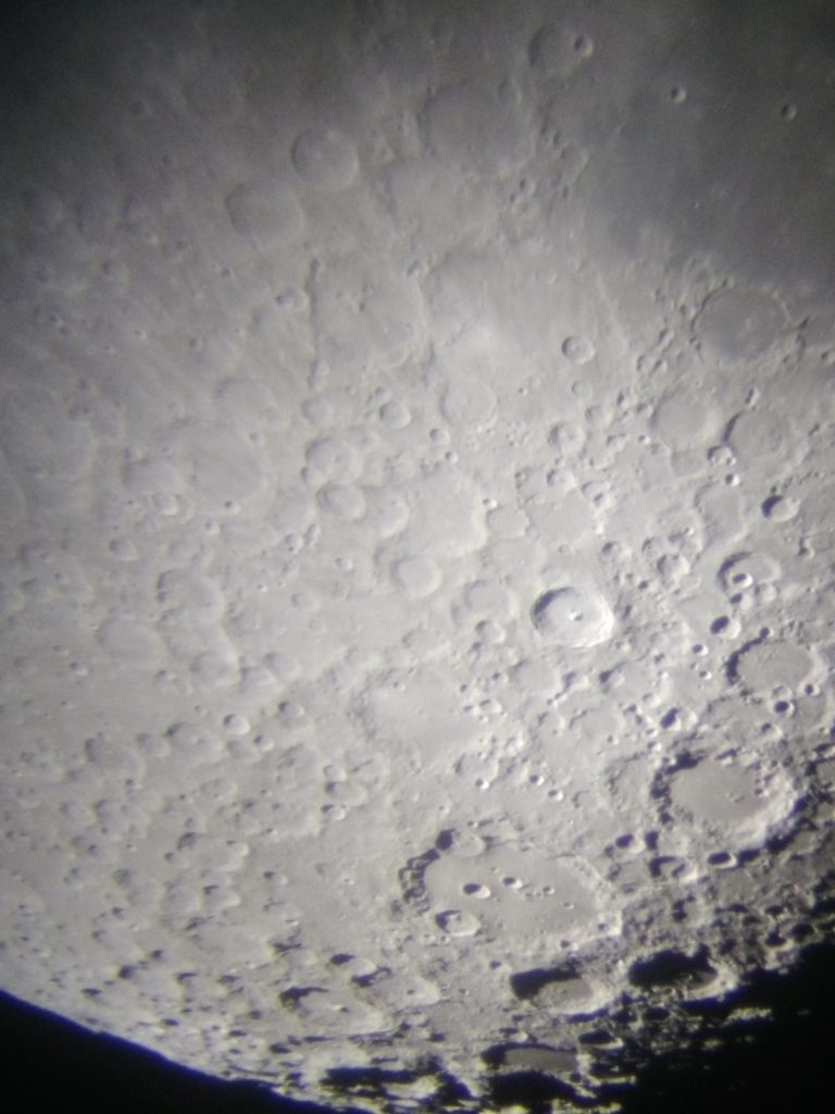 呉市かまがり天体観測館のイベントで…