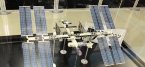 ISS国際宇宙ステーションへ!