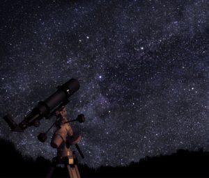 流れ星、見えました!?