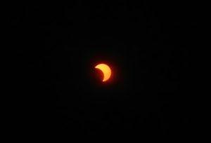 アカデミー生からの日食レポート(2)