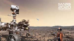 火星ローバー打ち上げを楽しもう!!